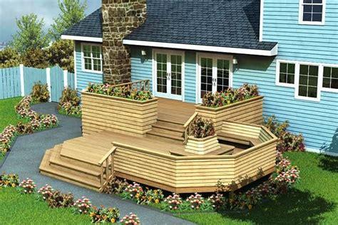 luxury split level deckplan   artfully