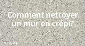 nettoyer un mur en crepi 10 trucs nettoyage pratiques With comment nettoyer un mur crepi exterieur