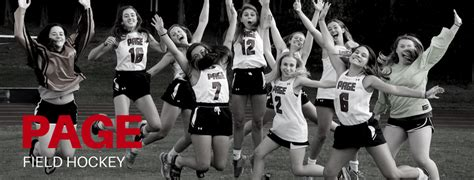 page high school field hockey team home facebook