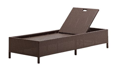 Strathwood Patio Furniture Cushions by Amazon Com Strathwood Griffen All Weather Wicker Chaise