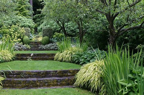 terraced yard landscape ideas have any ideas on how my sellers can change their terraced backyard from awful to awesome