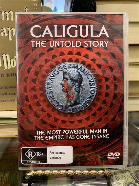 Caligula The Untold Story All Region Ntsc