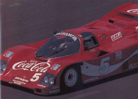 Coca Cola Porsche 962 IMSA