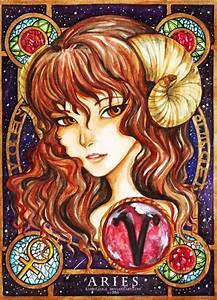 Female Aries by Rabbit-Edge.deviantart.com on @deviantART ...