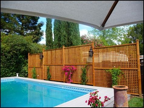 13 best images about pool privacy ideas on