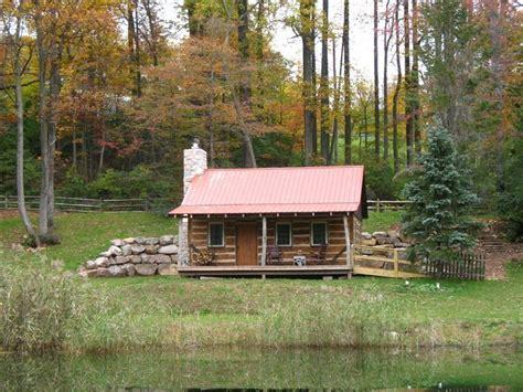 cabins in pennsylvania 1800 s restored log cabin in woods 15 min vrbo