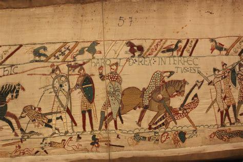 Tapisserie Reine Mathilde by Tapisserie De La Reine Mathilde Bayeux