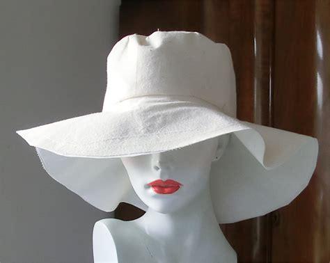 millinery musings tutorial making  hat pattern part