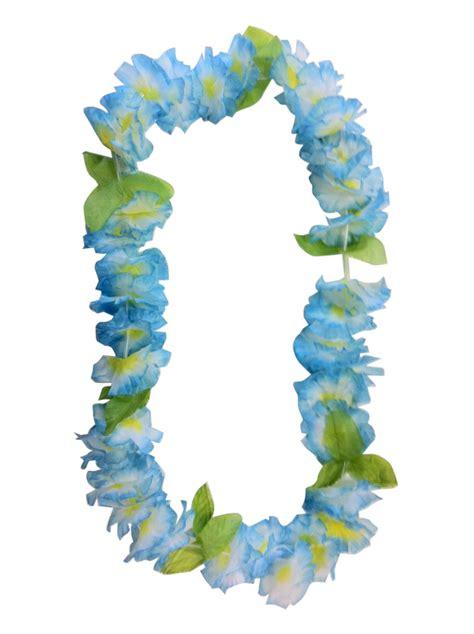 collana di fiori collana di fiori hawaiana celeste