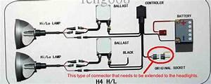 Honda Motorcycle Hid Headlight Wiring Diagram