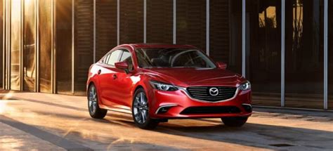 2017 Mazda 6 Release Date, Changes, Review, Diesel, Redesign