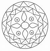 Rangoli Coloring Pages Printable Colouring Toddlers Patterns Mosaic Designs Sheets Template Pattern Shape Templates Bestcoloringpagesforkids Mandala Simple Diwali Beginner Yahoo sketch template