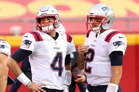 Patriots have a quarterback problem without Cam Newton ...