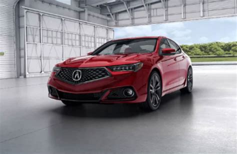 2020 acura tlx exterior color options