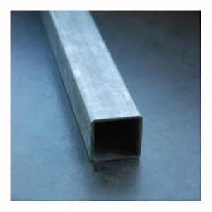Tube Rectangulaire Acier Dimension : tube carre acier galvanise lem tal fr ~ Dailycaller-alerts.com Idées de Décoration