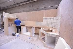 Stunning costruire cucina muratura gallery home ideas for Costruzioni cucine