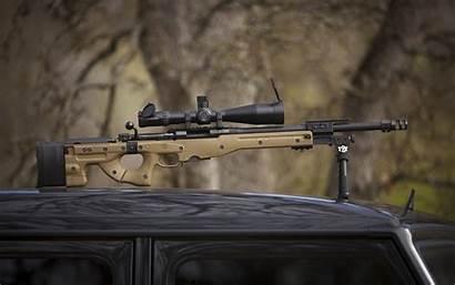 Sniper Rifle Wallpapers 4k Desktop Gun Cool