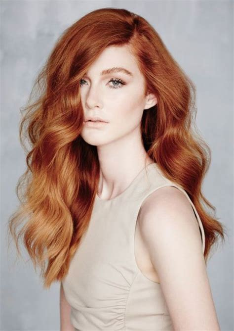 Voguish Copper Hair Color 2014   Hairstyles 2017, Hair
