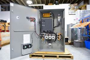 Ff1  U2013 Fans  U0026 Pumps Vfd Control Panel