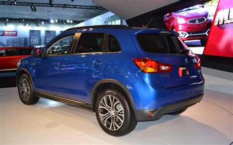 Cargo Space Suv by 2017 Mitsubishi Rvr Cargo Space Best Midsize Suv