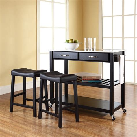 kitchen island stool portable kitchen island with seating home furniture