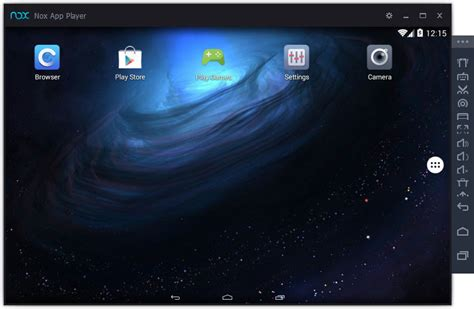 for android nox app player is a new android os emulator for pc