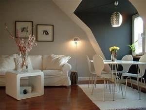 Weiße Möbel Wohnzimmer : wei e und graue w nde wohnung streichen wohnzimmer streichen 106 room designs ~ Orissabook.com Haus und Dekorationen