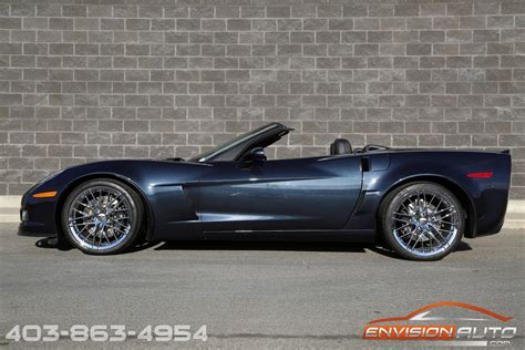 chevrolet corvette  convertible   ls
