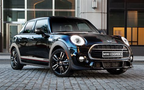 Mini Cooper Blue Edition Wallpaper by 2016 Mini Cooper S Carbon Edition 5 Door Us Wallpapers