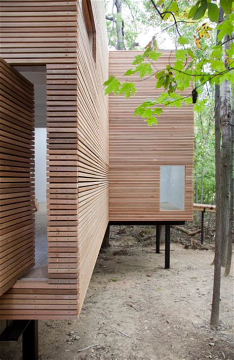 design    details modern wood cladding details