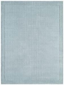 Www Benuta De : benuta uni teppich wolle mit bord re hellblau neu ebay ~ Bigdaddyawards.com Haus und Dekorationen