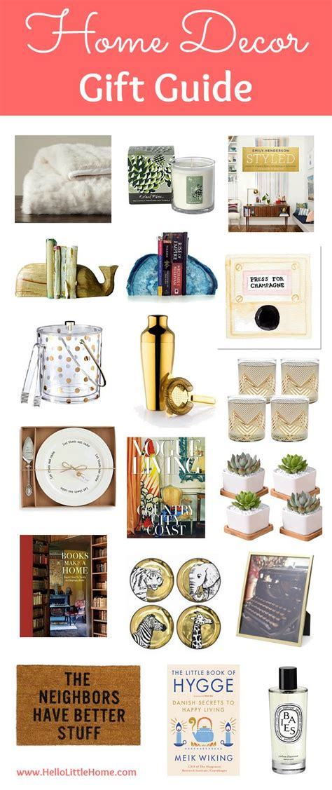 home interior gifts home decor gift guide hello home