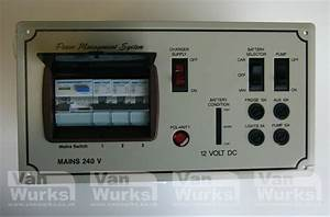 Pms Electrical Distribution Unit  Power Management System