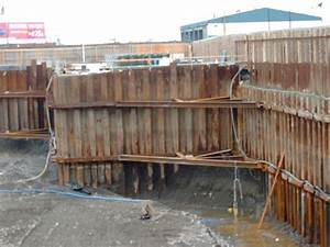 Steel Sheet Piling for Basement Construction | J N Piling