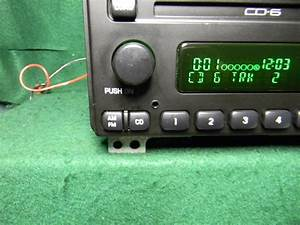 How Do They Do This Ebay Aux Input Cd6 Solder
