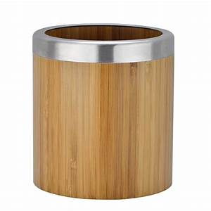 Pot A Couvert : pot range couverts bois leroy merlin ~ Teatrodelosmanantiales.com Idées de Décoration