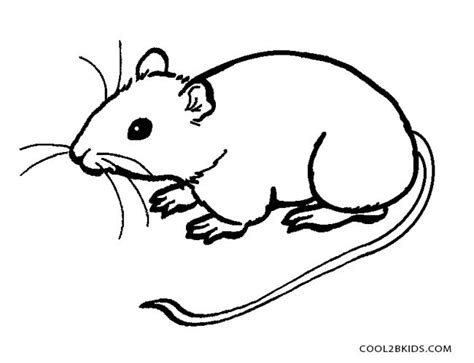 printable mouse coloring pages for cool2bkids