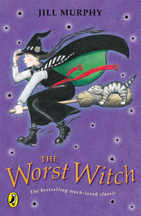 Nose In A Book Review The Worst Witch