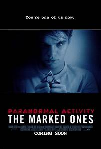 Paranormal Activity: The Marked Ones DVD Release Date ...