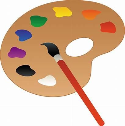 Clipart Paint Brush Clip Paintbrush Clipartion
