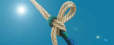Knots For Hammocks by Hanging A Hammock The Mexican Hammock Company