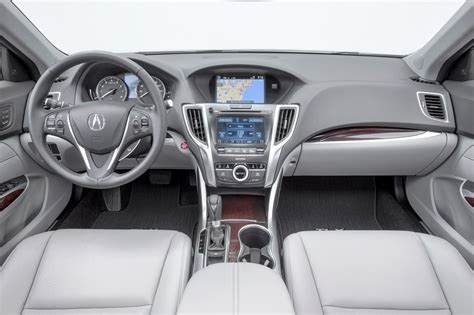 acura tlx interior 2015 acura tlx media launch brings 100 new photos pricing