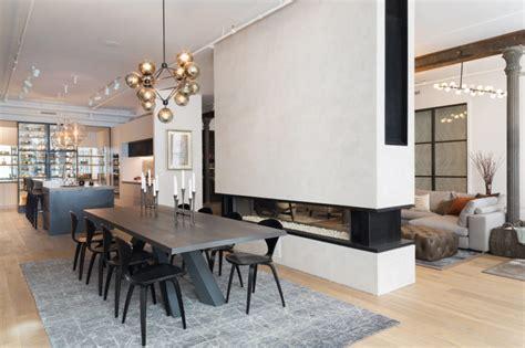 An Open Floorplan Highlights A Minimalist Design by Designer Melanie Williams On Minimalist Masterpiece