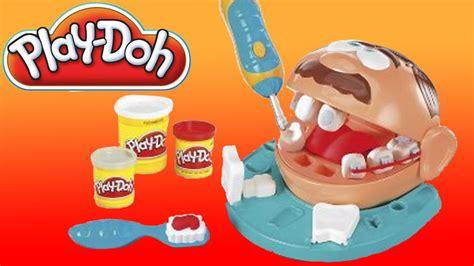 toys p 226 te 224 modeler le dentiste play doh drill n fill jouet pour les enfants