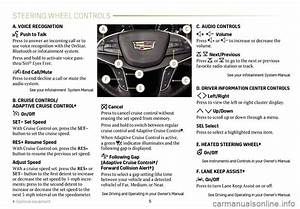 Cadillac Ct6 2018 1 G Personalization Guide  20 Pages