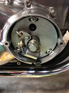 Charlie U0026 39 S Place Ignition On Kz400  Full Write Up