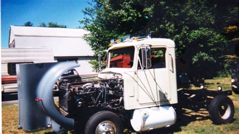 build a kenworth the build of a mini kenworth w900a on a dodge cummings 1
