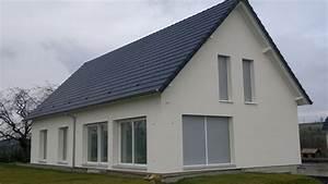 Maison en ossature bois abt construction bois for Volet roulant maison