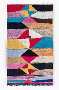 tapis berbere kilim couleurs jaune bleu noir With tapis berbere couleur