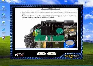 Ktag 2 25 Can Read  Write Ecu From Mercedes W203 Me 9 7